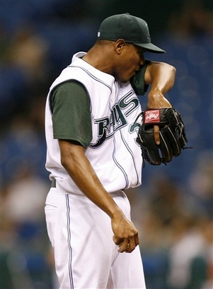 [THE HANGOVER] Edwin Jackson Quits When It Matters Most