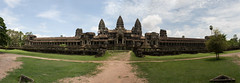 Angkor Wat East Entrance