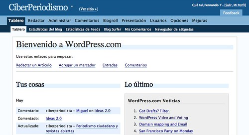 ¿WordPress o WordPress.com?