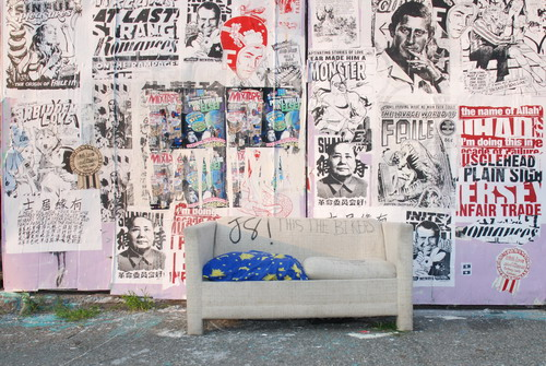 N 6th Street Couch