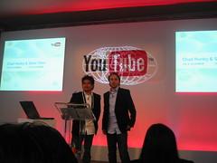 Los fundadores de Youtube
