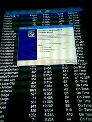 BWI is having some problems. (eeblet) Tags: trip airport delay business infinite layover bwi atleastimherewithari iwantashower
