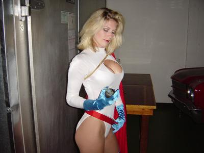 Real Power Girl