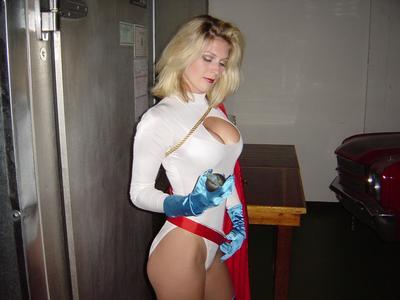 Real Power Girl