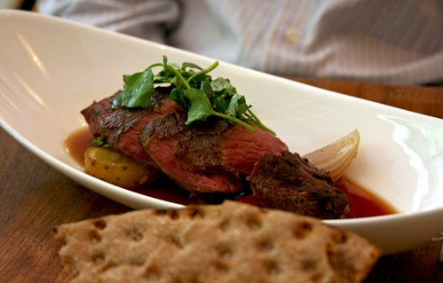Ariel's Hanger Steak