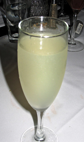 Fifth Cocktail: The  NOLA Fizz