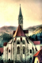 The Kartause (K2D2vaca) Tags: church austria gaming magical kartause spring2003 gamingaustria k2d2vaca