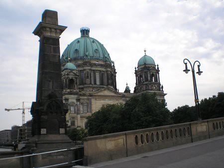 El Dom (la catedral) de Berlin