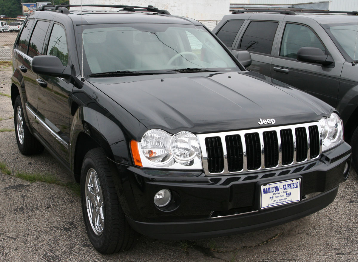 The 2007 Jeep Grand Cherokee 3 0l Crd My Desultory Blog