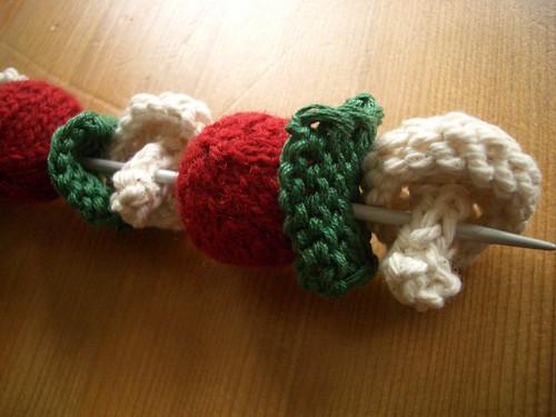 #224 - knit kabob