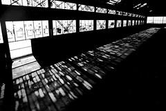 at dawn (eb78) Tags: abandoned urban urbanruins urbandecay forgotten warehouse sf sanfrancisco urbex ue bw pier70 unionironworks cathedral pentax pentaxistds istds trespassing industrial blackandwhite blackwhite monochrome greyscale grayscale noiretblanc noir filmnoir contrast dark creepy scary urbanexploration dogpatch warehouse6 sanfranciscourbanexploration abandonedsanfrancisco ca california explore tagcathedral