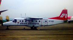 Indian Airlines VT-EIO Dornier Do228 (Aiel) Tags: classic vintage ic propeller cochin kochi ai prop 228 cok airindia dornier indianairlines do228 do228201 vteio