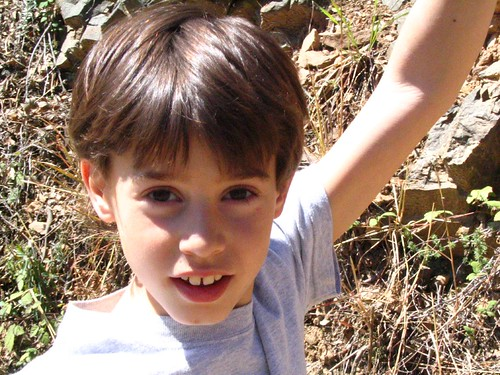 D'excursió al Castanyer d'en Cuch - Abril 2007