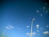 (omundo) Tags: brazil brasil poste sony cybershot céu nuvens ceu dsc maranhao h9 saoluis sãoluis avlitorânea