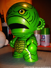 Munny From the Black Lagoon