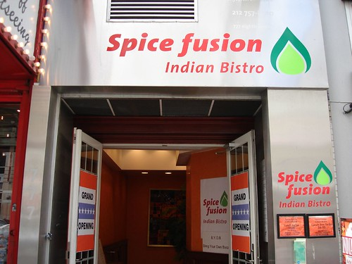 Spice Fusion, Midtown NYC