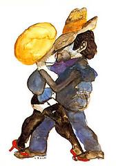 Hermenegildo Sabat - pareja tango