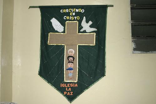 Banner in Petare