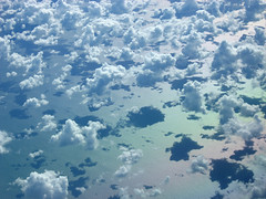 Light/Shadow (1/3) (Lost in Transition) Tags: sea clouds flight aerial skyhigh flyinhigh lostintransition matthiasfranke marrymeflyforfree