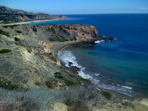 Abalone Cove and Portuguese Point down in the Palos Verdes
