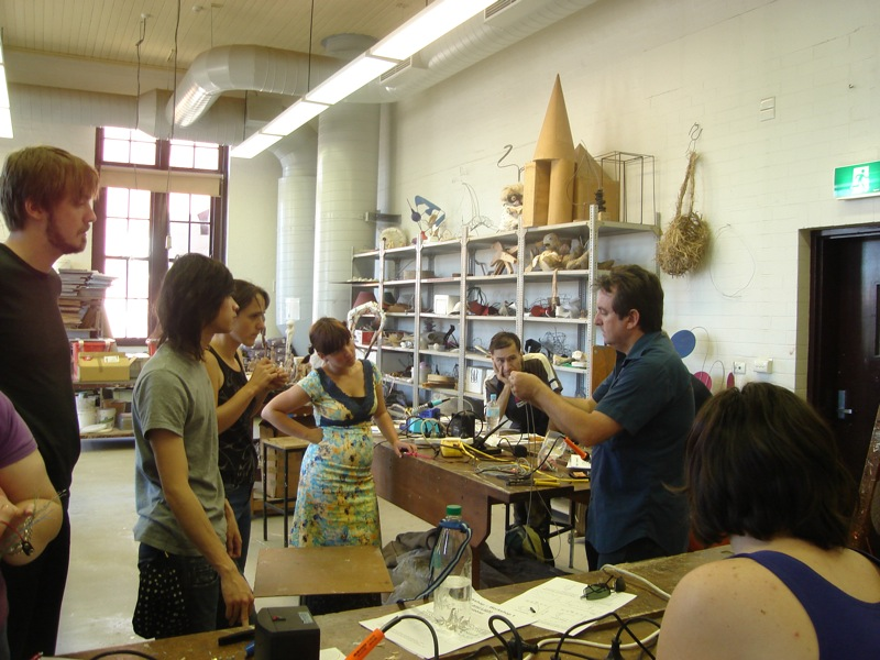 Dorkshop at Electrofringe 2007