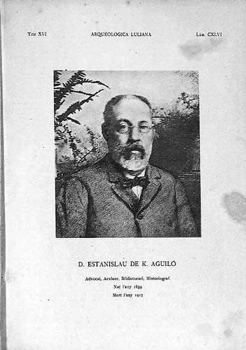 D. Estanislao de Kostka Aguiló