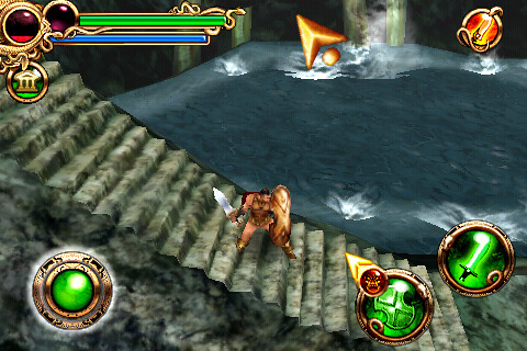 Hero of Sparta, juego para iPhone y iPod Touch