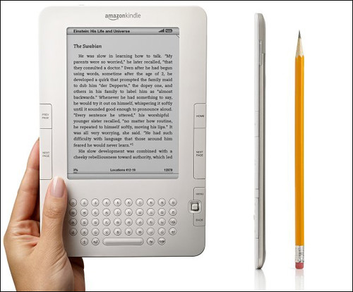 Kindle 2 de Amazon