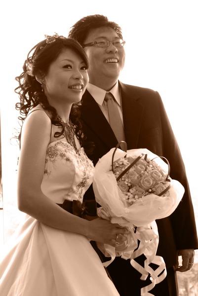 ※婚禮※  ※小手拉大手的幸福※