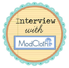 Interview with Modcloth