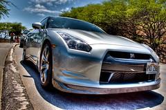 Nissan Skyline R-35 GTR Front 2