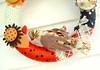 fabric rag wreaths RagHearth (16) (heatherknitz) Tags: wreath walldecor wallhanging feltflowers buttonflowers buttonwreath ragwreath fabricwreath decorativewreath doorwreaths fabricragwreath raghearth 10inchwreath