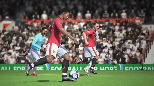 FIFA 11 Nani
