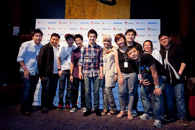 Bloggers With David Archuleta
