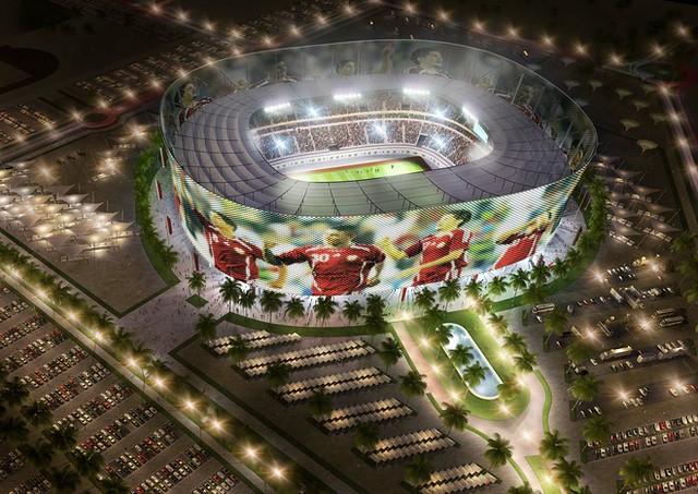 Qatar estadio Al Rayyan FIFA Mundial de Fútbol 2022