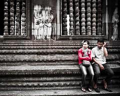 Angkor Wat Windows