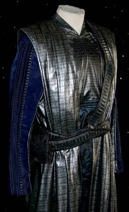 Andorian costume