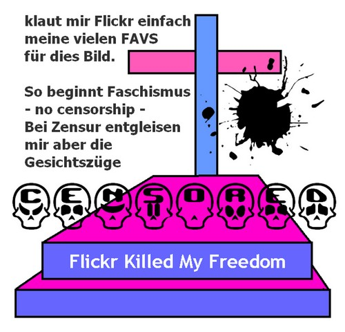 flickr censored pictures