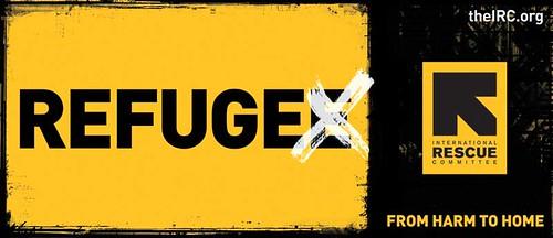 IRC Refugee/Refuge Ad