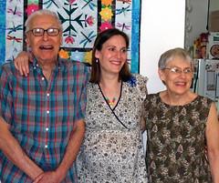 With Ma and Da