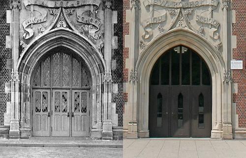 Entrance Comparison