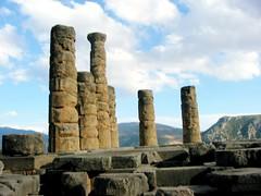Apollo's Temple Delphi (karahaz) Tags: temple delphi apollo ysplix
