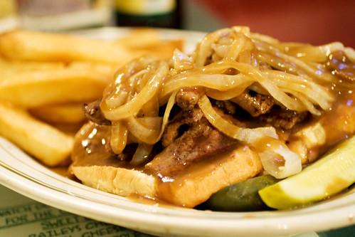 steak sammich