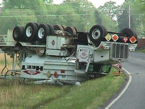 Big Rig And Truck Accidents