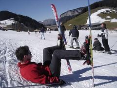 Stephen, Resting (Keith Mac Uidhir  (Thanks for 3m views)) Tags: tyrol austria soll hochsoll ski skiing skis blue sky austrian alps snow          ciel himmel cielo    langit obloha g hemelgewelf bu tri cu  gkyz  taivas niebo   muxanh    blauw bleu asul blau     biru blu niebieski   mavi  rakousko ausztria autriche sterreich  avusturya   oostenrijk ustria   o