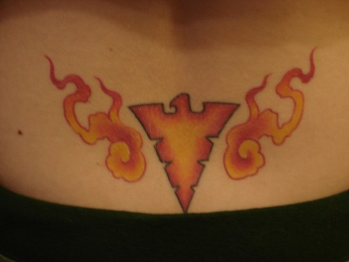Still the best Phoenix tattoo I have ever seen