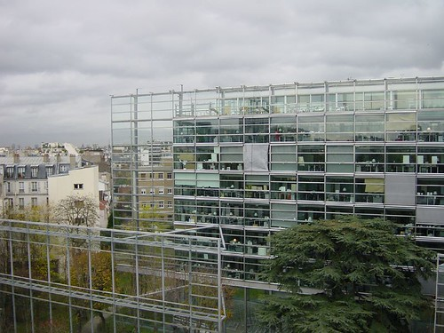 Fondation Cartier, Paris, Jean Nouvel, 1994