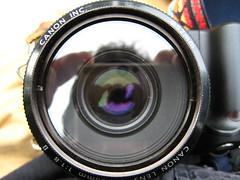 Into The Lens (russell bassman) Tags: evanston digitalrebelxt canonpowershot digitalelph intothelens sd1000