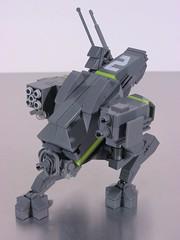 MERIDIAN Combat Frame 1 (mondayn00dle) Tags: dawn lego forge mecha meridian mech hardsuit mondaynoodle mondayn00dle
