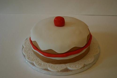 building blocks cartoon. Cartoon cherry cake. Aug 07